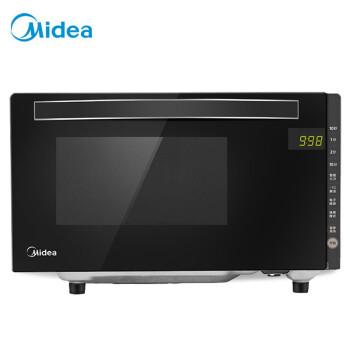 美的(Midea)家庭用電子レンジ1級の効率インテリジェント解凍ダブルモード焼きM 3-218 E