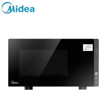 美的(Midea)23 L音声インタラクティブ電子レンジインテリジェント音声認識チップコンバート多機能メニューX 3-333 E大容量