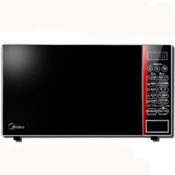 Midea/美的電子レンジスマートプレート焼き家庭用ミニ多機能光電子レンジ黒