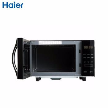 ハイアール(Haier)電子レンジMZGA-2900 EVTZBクラシックサイドふすま900 W大出力23 L大容量超微ナノチューブ